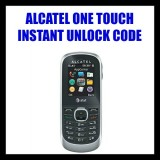 Alcatel OT-103 Unlocking Code