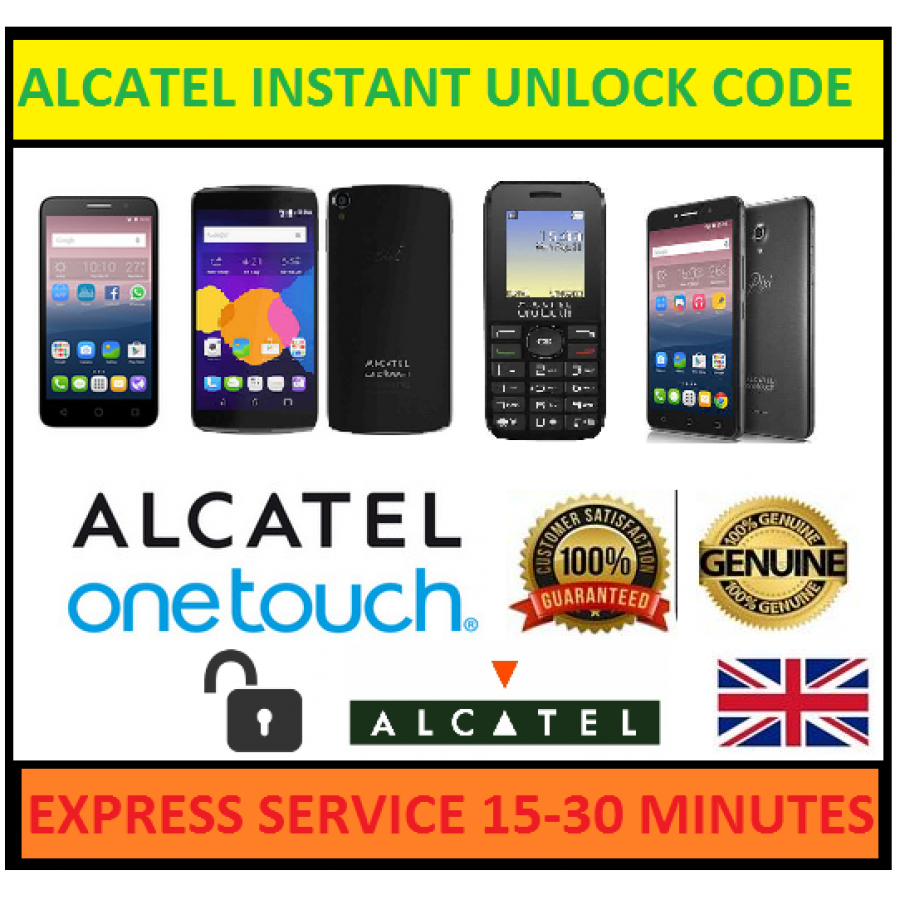Alcatel OT-1009 Cheap Unlocking Code