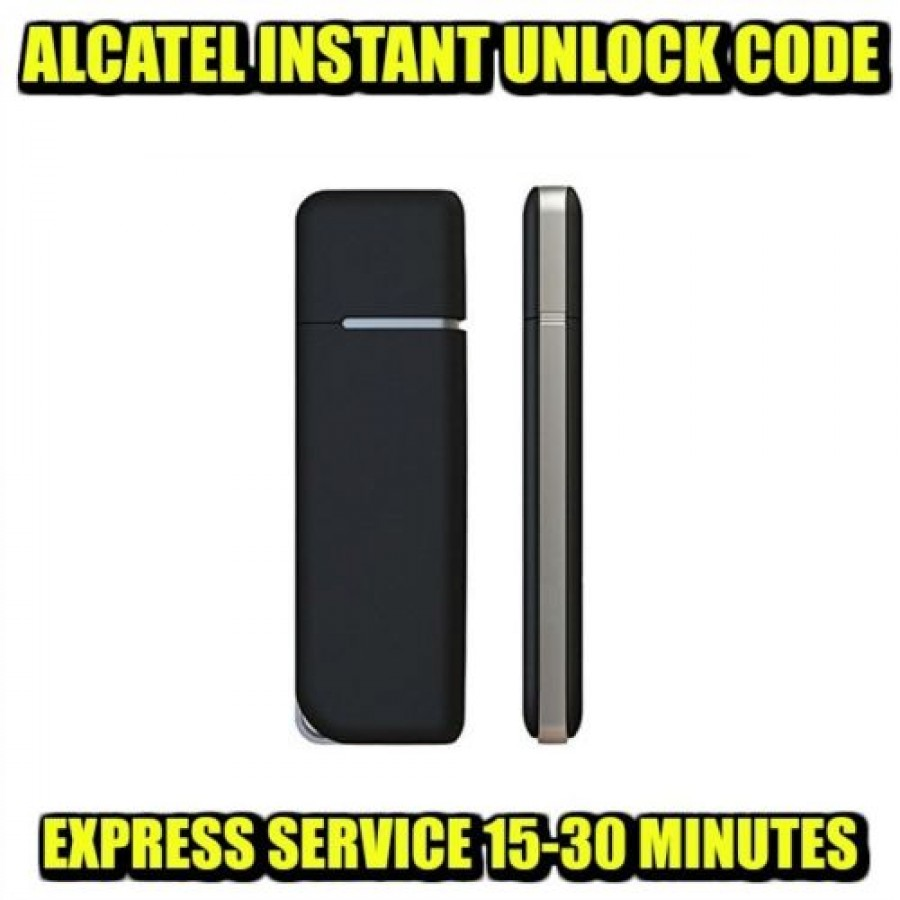 Unlocking Code For Alcatel Y280X Mobile Wi-Fi