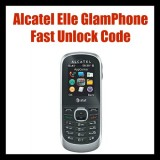 Alcatel Elle GlamPhone Unlocking Code