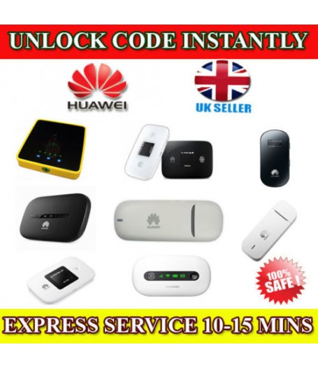 Unlocking Code For Huawei E5220 Mobile Wi-Fi Instantly