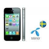 iPhone 4 Telenor Sweden Network Cheap Unlocking Code