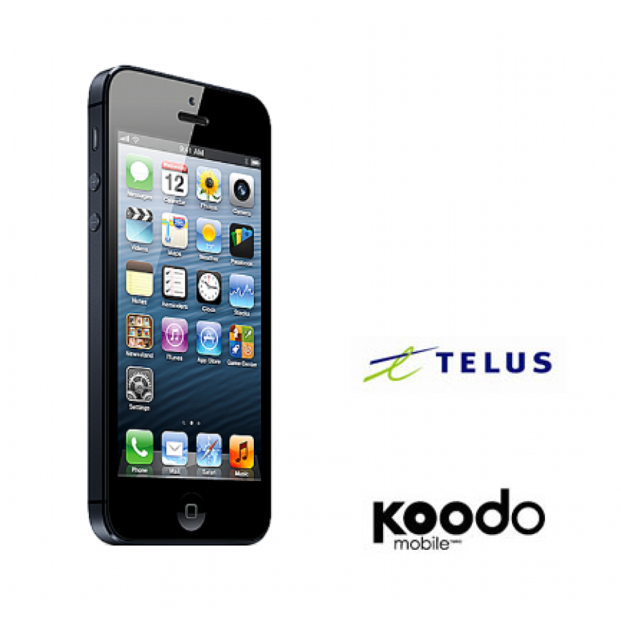 Can you hook up a telus phone to koodo
