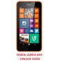 Nokia Lumia 635 Cheap Unlocking Code